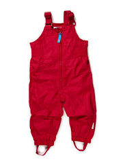 CATINKA SOLID BABY OVERALLS - Persian red