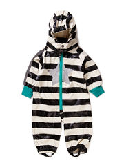 GODFRED RAIN BABY SUIT - Pirate black