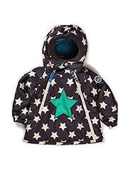 SINUS STAR BABY JAKCET - Ebony