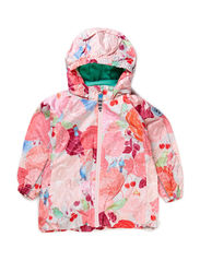BESS FLOWERBIRD GIRL JACKET - Crystal rose