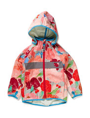 FIONA SOFTSHELL GIRL JACKET - Crystal rose