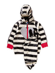 GERTRUD GIRL RAINWEAR - Pirate black
