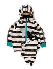 GORM BOY RAINWEAR - Pirate black