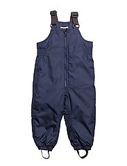 CHRIS SOLID OVERALLS - MEDIEVAL BLUE