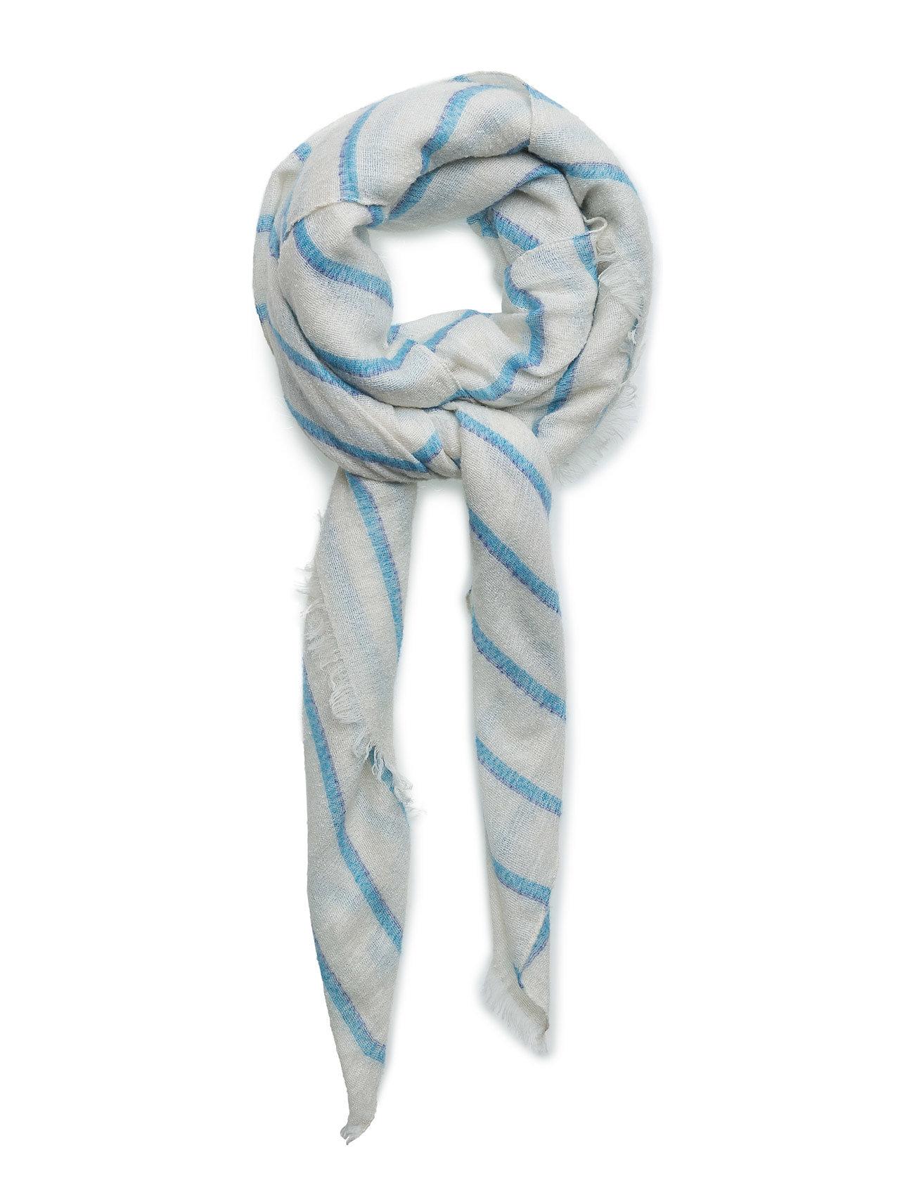 Rowing Stripe Scarf rag & bone Halstørklæder til Damer i