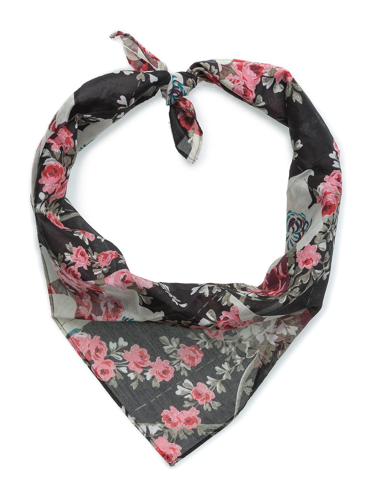 Kimono Floral Bandana rag & bone Halstørklæder til Damer i Sort