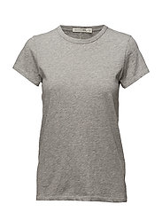 THE TEE - HEATHER GREY