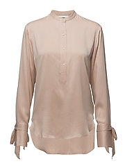 DYLAN SHIRT - DUSTY ROSE