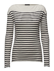Rag  &  Bone - Striped Madison Longsleeve