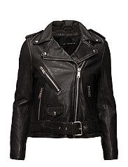 Mitchell jacket - BLACK