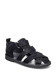 Sandal Stingray - BLACK