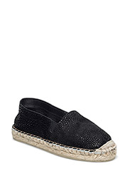 Espadrille Stingray - BLACK