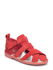 Sandal Suede - RED
