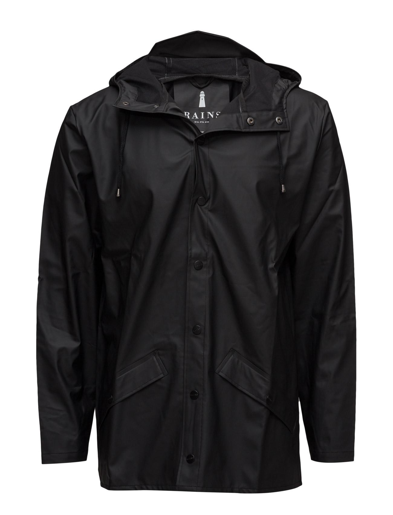 Jacket Rains Regntøj til Mænd i Gul