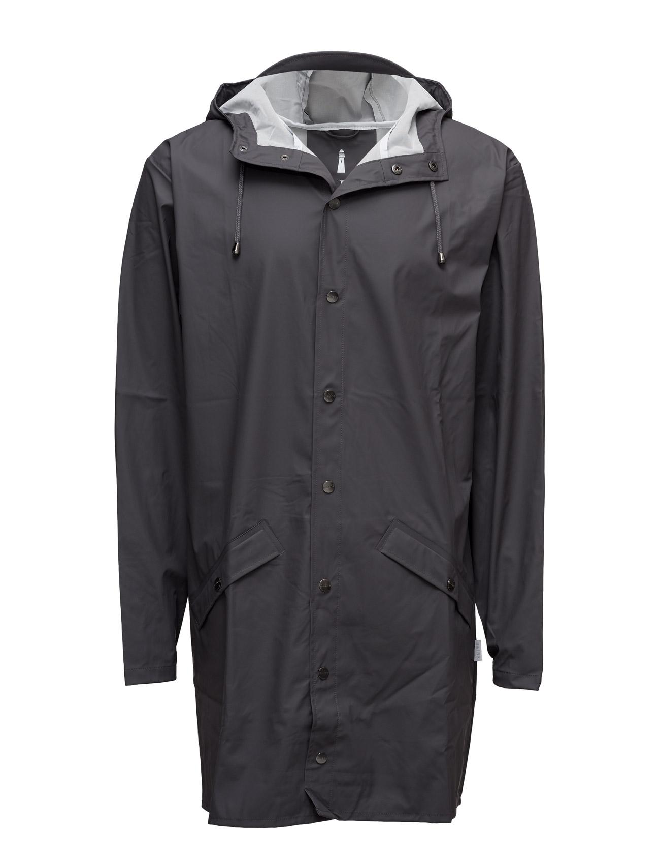 Long Jacket Rains Regntøj til Herrer i