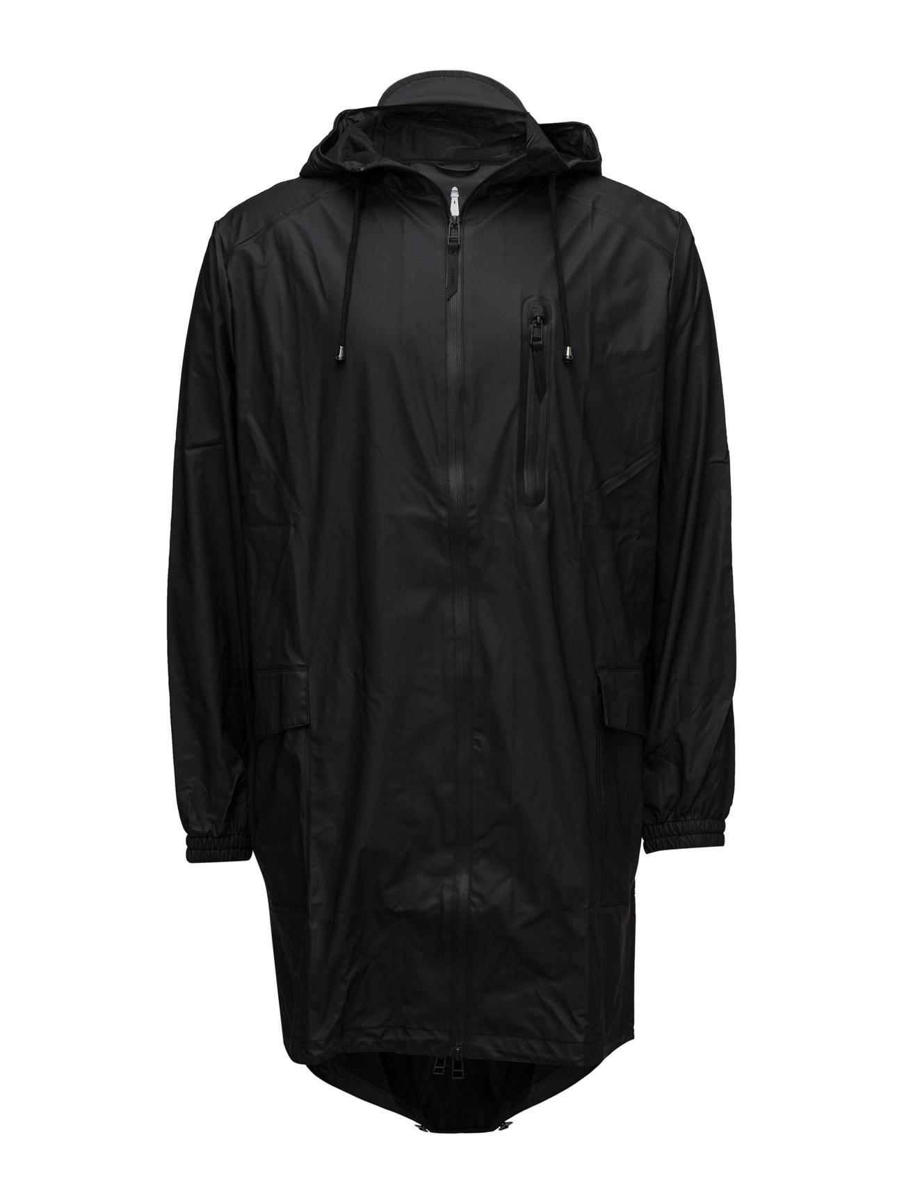 rains – Parka coat fra boozt.com dk