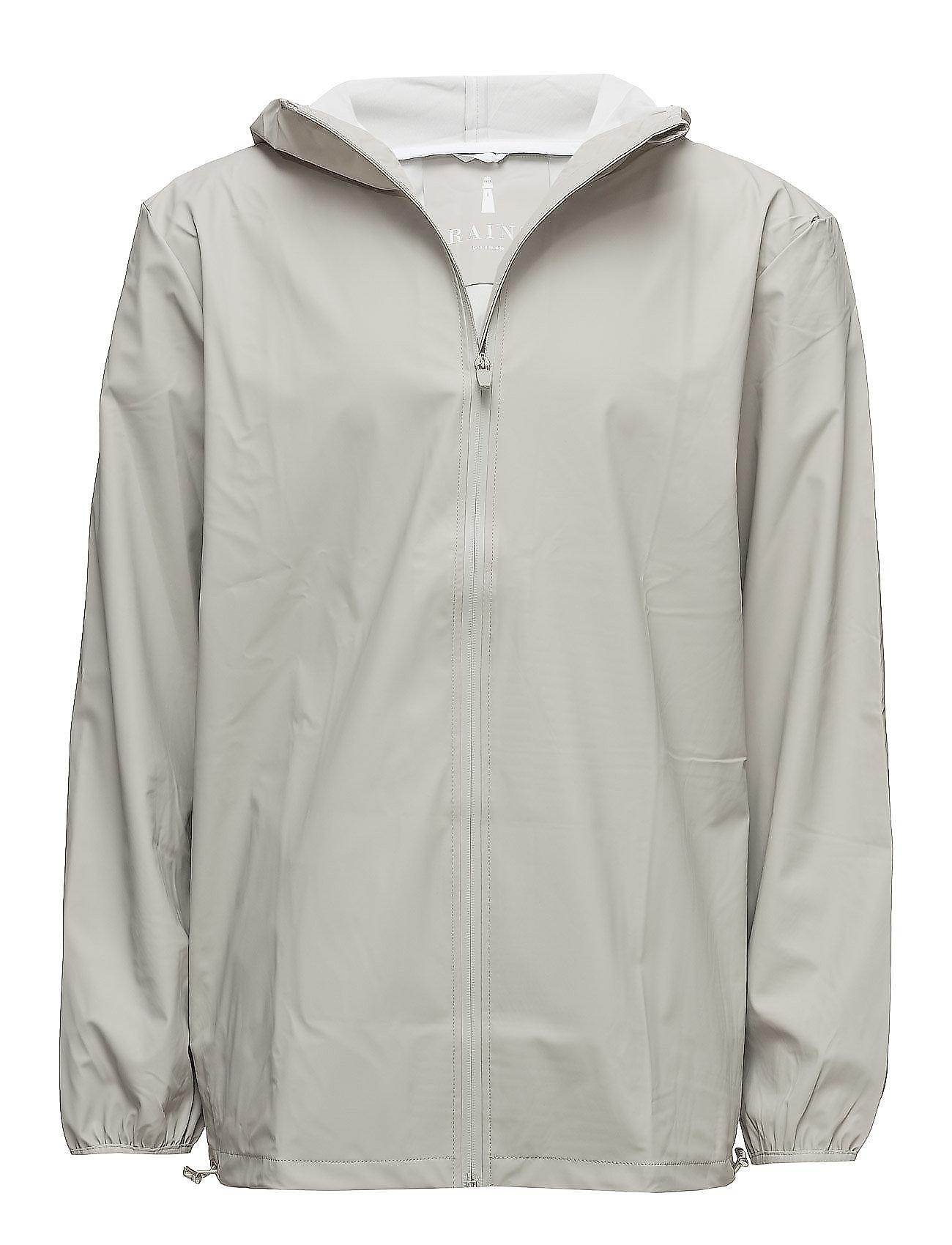 Base jacket fra rains på boozt.com dk