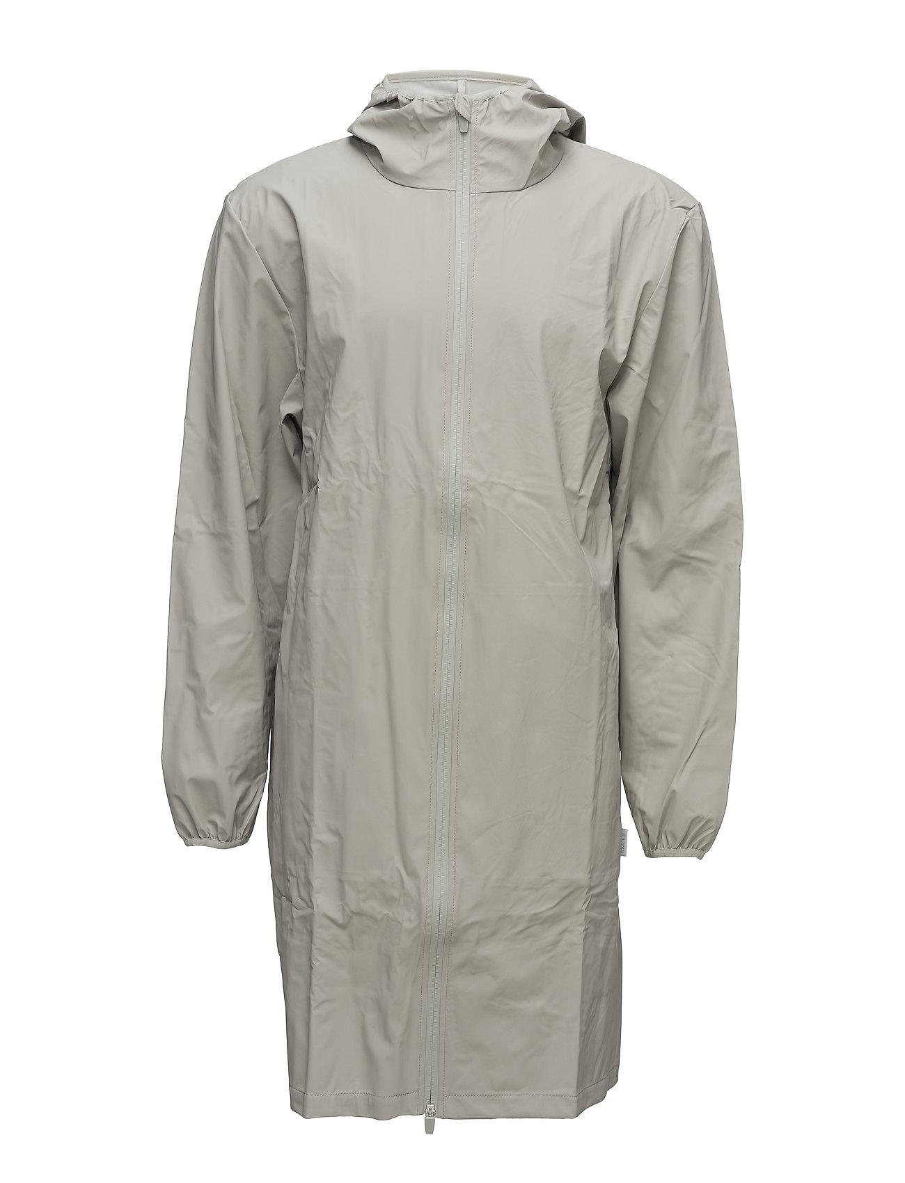 rains Base jacket long fra boozt.com dk