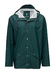 Jacket - 40 DARK TEAL