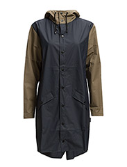 Long Jacket - Blue/Soil