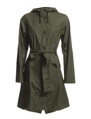 Curve Jacket - Green