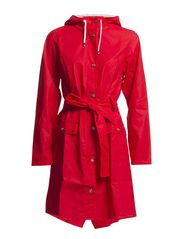 Curve Jacket - Red