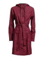Curve Jacket - Bordeaux