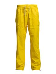 Pants - Yellow