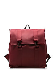 Msn Bag - 20 SCARLET