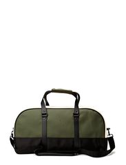 Travel Bag - Green/Sand
