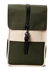 Bagpack - Sand/Green