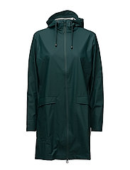 W Coat - 40 DARK TEAL