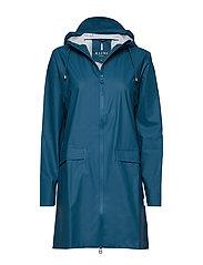 W Coat - 42 FADED BLUE