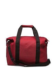 Zip Bag - 20 SCARLET
