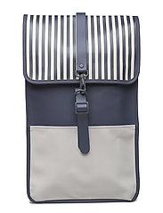 LTD Backpack - 69 DISTORTED STRIPES