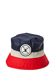 Le Fix Hat - 36 Blue/Sand/Red
