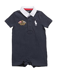 RUGBY JERSEY-RUGBY-OP-SHA - HUNTER NAVY