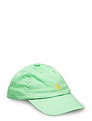 Cotton Chino Baseball Cap - NEW LIME