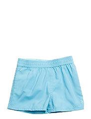 Hawaiian Twill Swim Trunk - MARGIE BLUE