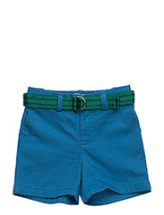 FLT SHORT W/BELT PP - JEWEL BLUE