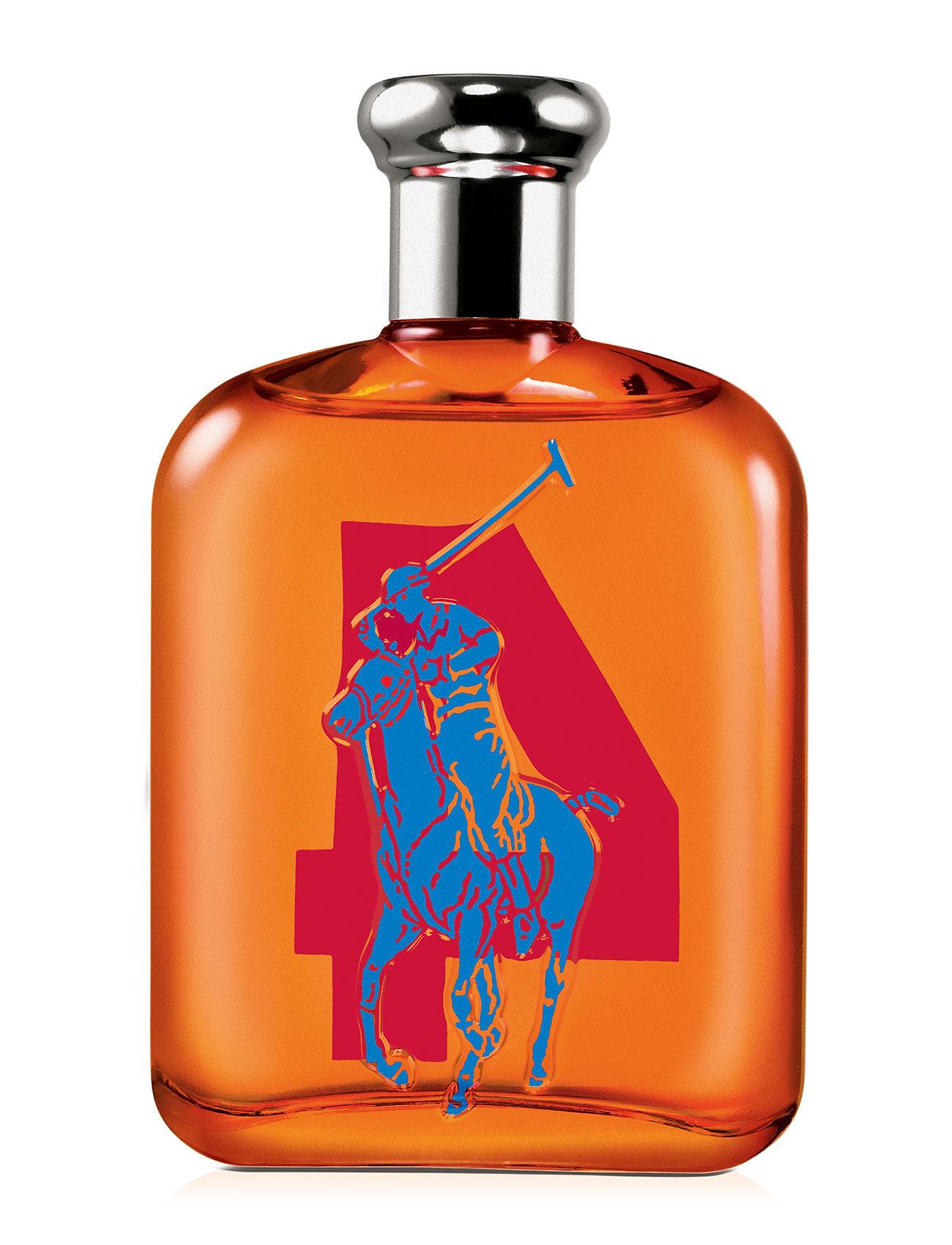 #4 Big Pony Men Orange Eau De Toilette 75 Ml Ralph Lauren  til Herrer i