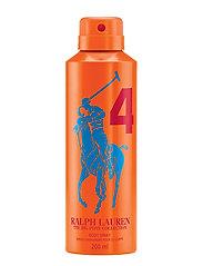 Big Pony Orange Bodyspray 200 ml - CLEAR