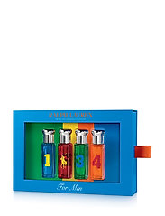 Big Pony Men miniature Christmas Box - CLEAR