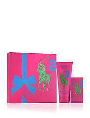 Big Pony Woman Pink Eau de Toilette 30 ml. Christmas Box - CLEAR