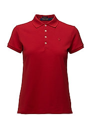 Tailored Fit Polo Shirt - RL 2000 RED