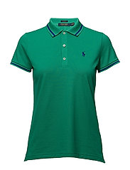 Tailored Fit Performance Polo - TROPICAL TEAL