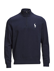 LS HZ MOCK-LONG SLEEVE-KNIT - FRENCH NAVY