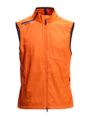 CLUB VEST - SHOCKING ORANGE