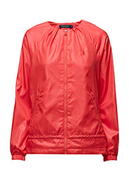 QUINN JACKET - CORAL GLOW