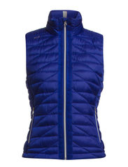 PENDULUMN DOWN VEST - FOSTER BLUE